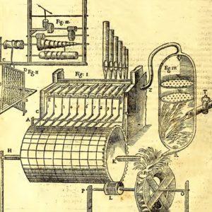 Geschichte des Klaviers Die Vorläufer des Klaviers: Die Orgel ( Vorform die Wasserorgel,